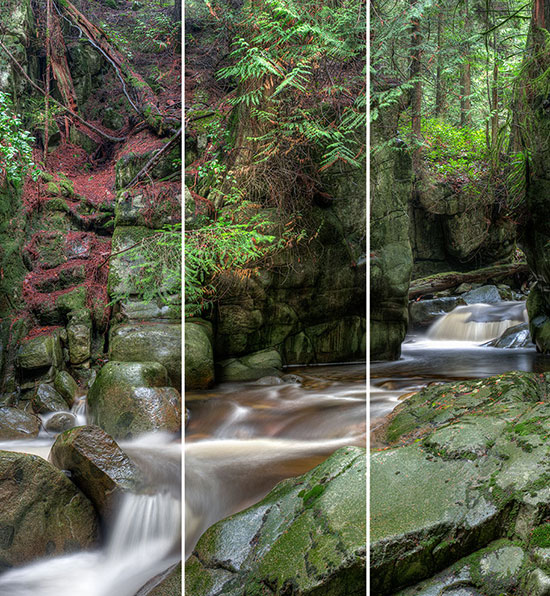 The Boulders Project - Cypress Falls Series - by Mark Whitehead